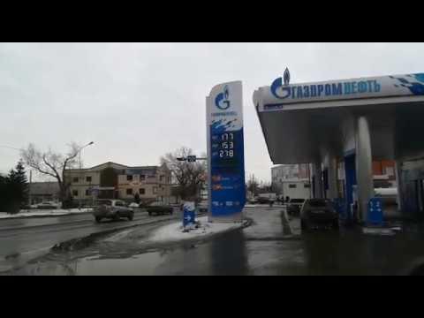 Газпром продаёт бензин дешевле почти в 2 раза в Казахстане чем в России