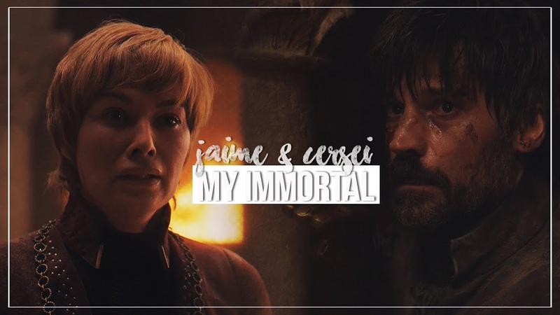 Jaime Cersei   Game of Thrones