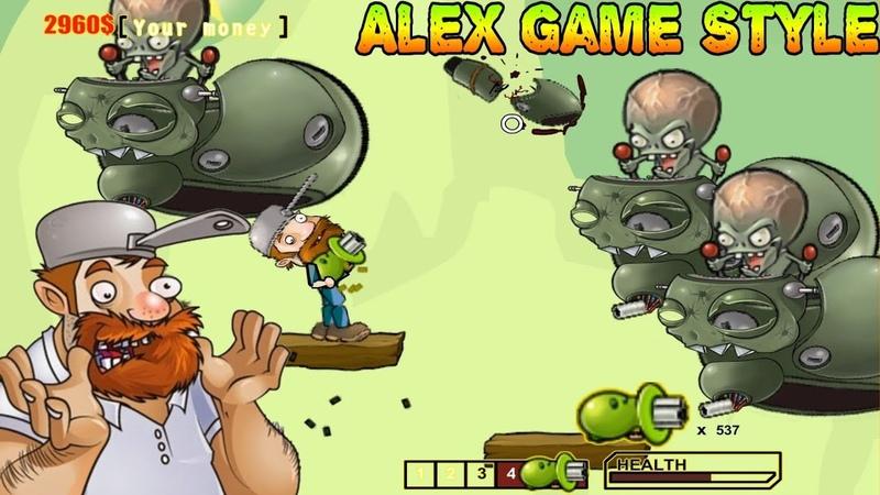Fighting Zombies War - Сумашедший Дейв VS Зомби (Zombie games)