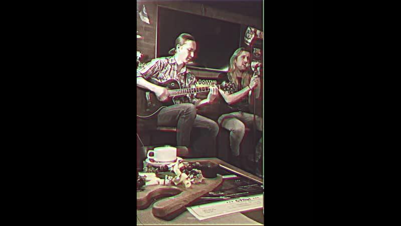 Текила Tesla – Три полоски (Аnimal Джаz acoustic cover)