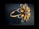 DESIGNER FLORAL RINGS BY BLUESTONE
