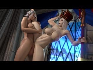 Futa jaina proudmoore x sally whitemane [2] (sound) wow 3d game hentai porn rule 34 r34 порно хентай dickgirl futanari fuck sex