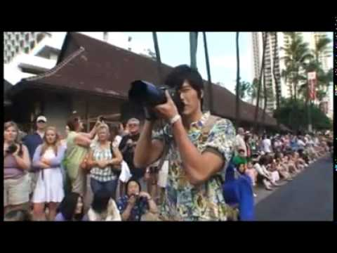 Videos Posted by Secret Garden with Hyun Bin Hyun Bin Dream in My Heart Hawaii 2010 Cut 2 HQ