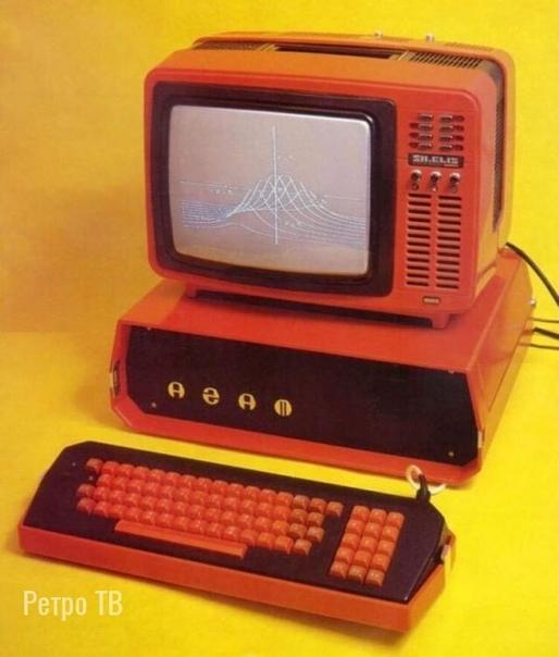 8разрядный персональный компьютер «Агат»