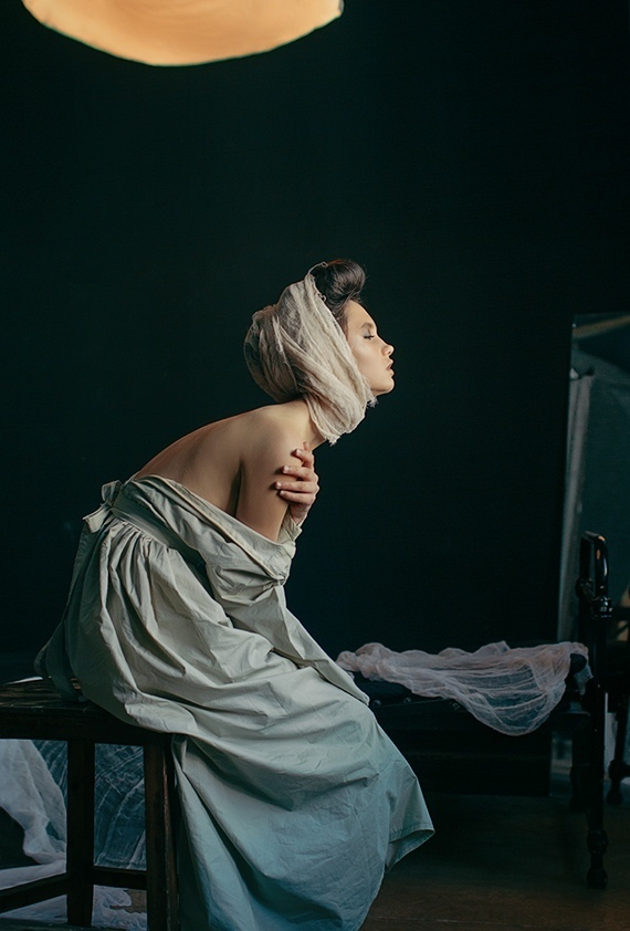 Фотограф Ирина Бунятян, зал «Блэк»