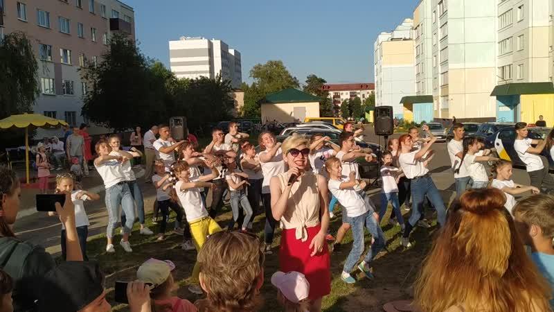 Екатерина Курбацкая и Лаборатория Танца