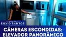 Elevador Panorâmico Panoramic Lift Prank Câmeras Escondidas 06 05 18