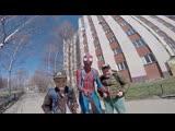 Человек-паук вышел на прогулку!