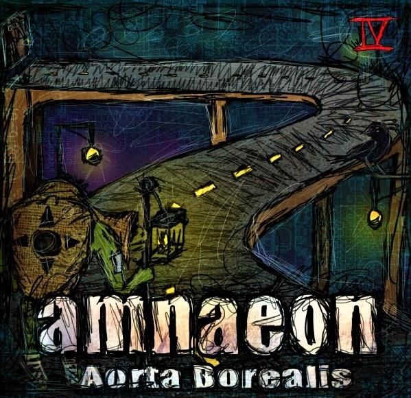 amnaeon - Aorta Borealis IV-cover