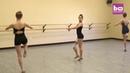 Прима балерина по жизни Teenage ballerina Gabi Shull dances again