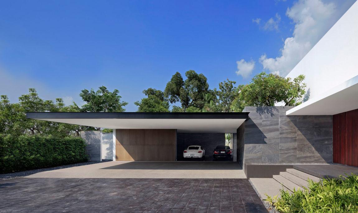 Частный дом в Таиланде