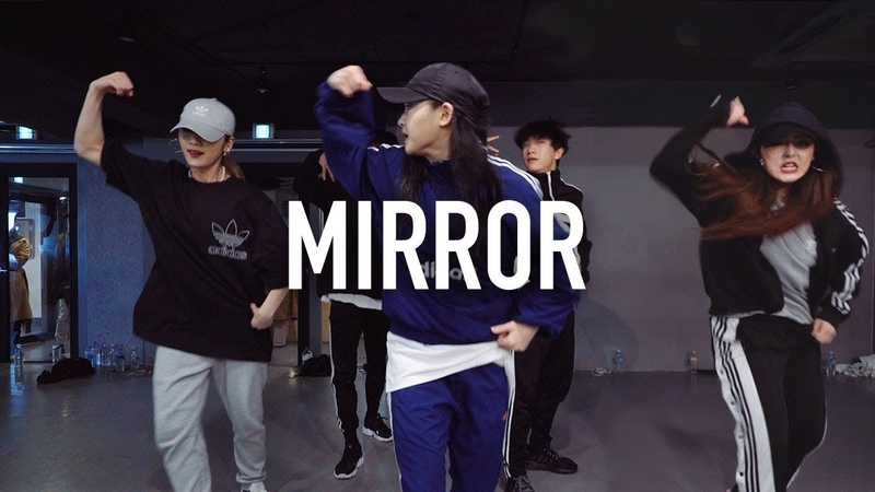 Mirror(거울) - sokodomo(양승호), Untell(오동환) / Yoojung Lee Choreography