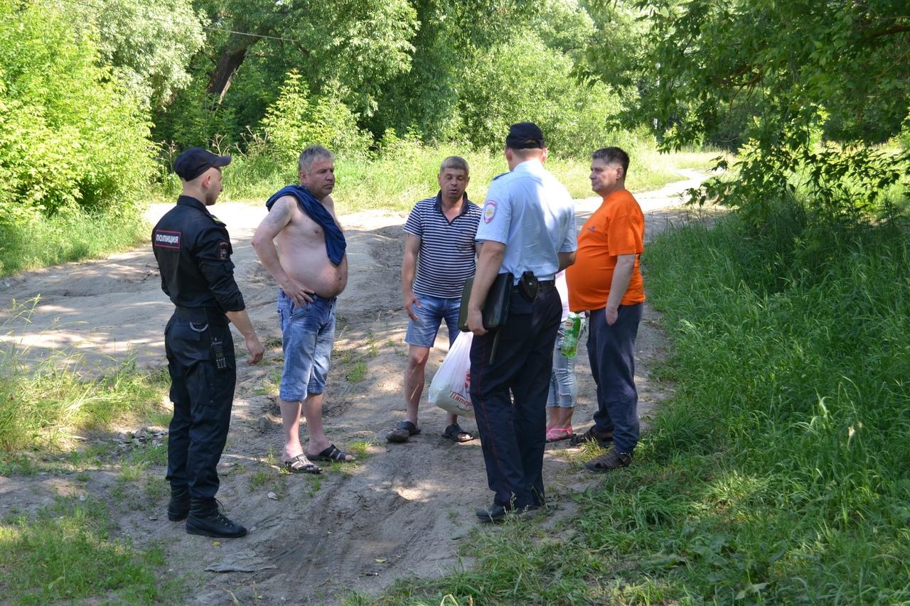 В Коломне сотрудники полиции и общественник провели оперативно-профилактическое мероприятие «Курорт»