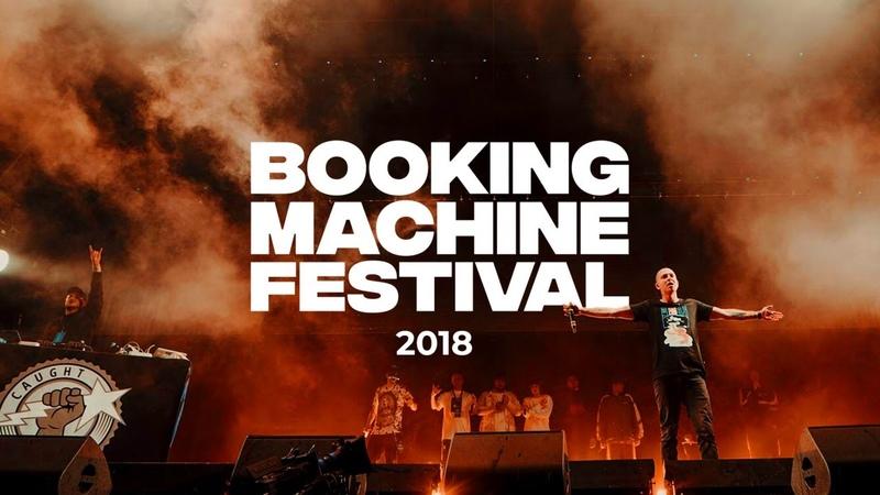 KONSTRUKT — official live @ Booking Machine Festival 2018