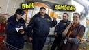 Бык Дембель и Полицейский который смог оформить ДИКСИ за просрочку