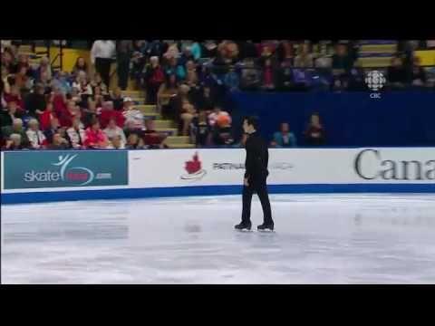 Patrick Chan CBC FS 2011 BMO Canadian Figure Skating Championships