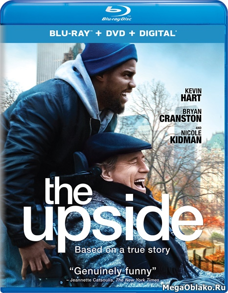 1+1: Голливудская история / The Upside (2018/BDRip/HDRip)