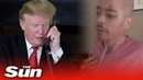 Trump makes heartwarming call to dying supporter Jay Barrett