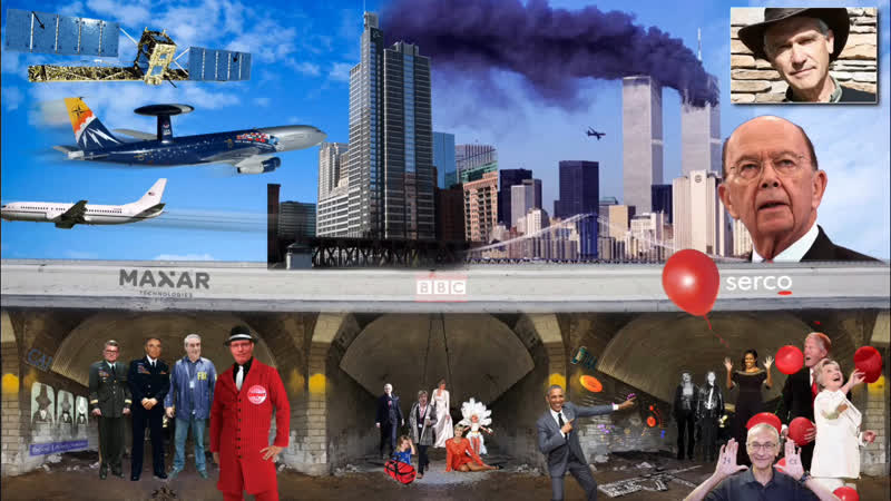 Did Serco Patent Red Team Tunnels For Bin Laden AWACS Data EVL Teacher's Deadpool
