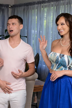 Brazzers - What Are You Doing To My Friend?!