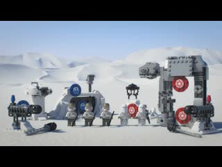 LEGO STAR WARS 75241 - Защита базы Эхо