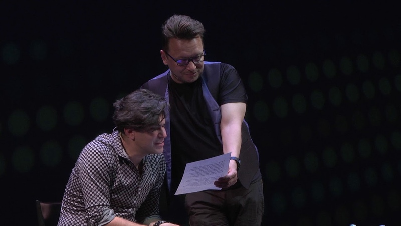 Если... Автор Киплинг. Читают Николай Цискаридзе и Владимир Глазунов. Стихи.