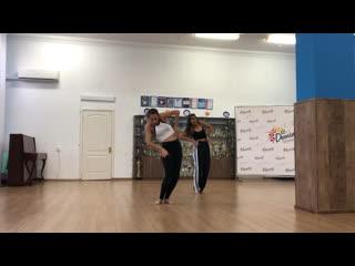 Vogue workshop/ Magdalena Ebony with Marina Kushova