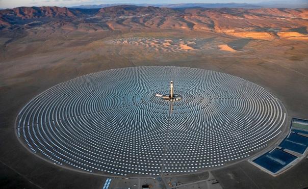 130 ГВт - текущая мощность солнечных электростанций в Китае, в 5,5 раз больше производительности крупнейшей в России Саяно-Шушенской ГЭС