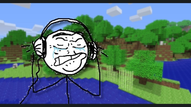 When you listen to sweden by c418 but you arent a kid anymore