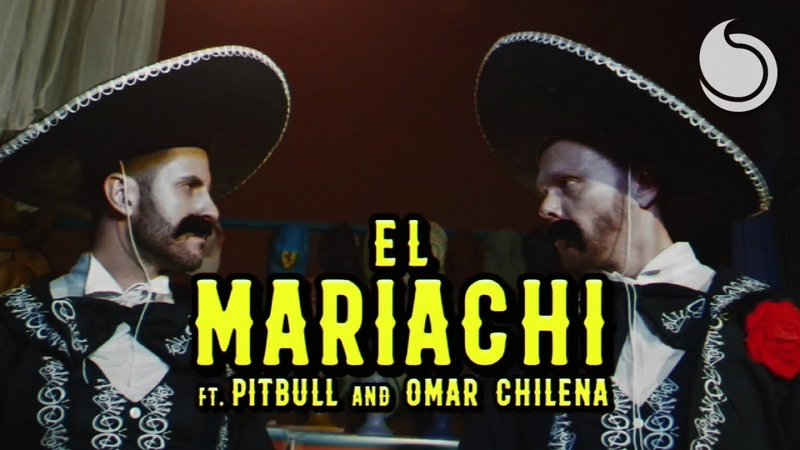 Yan Kings Matt Petrone Ft. Pitbull Omar Chilena - El Mariachi (Official Music Video)