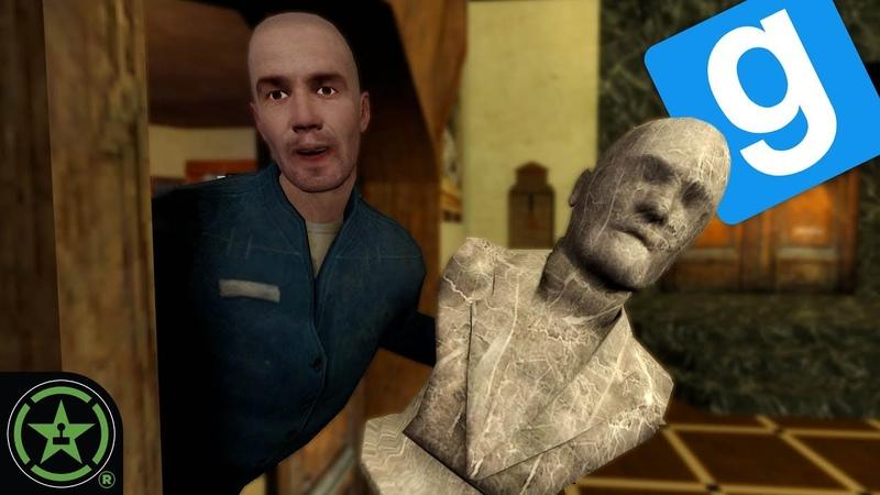 IT'S JUST ME, FREDERICK JEFFERSON! - Gmod Gune: Murder | Let's Play