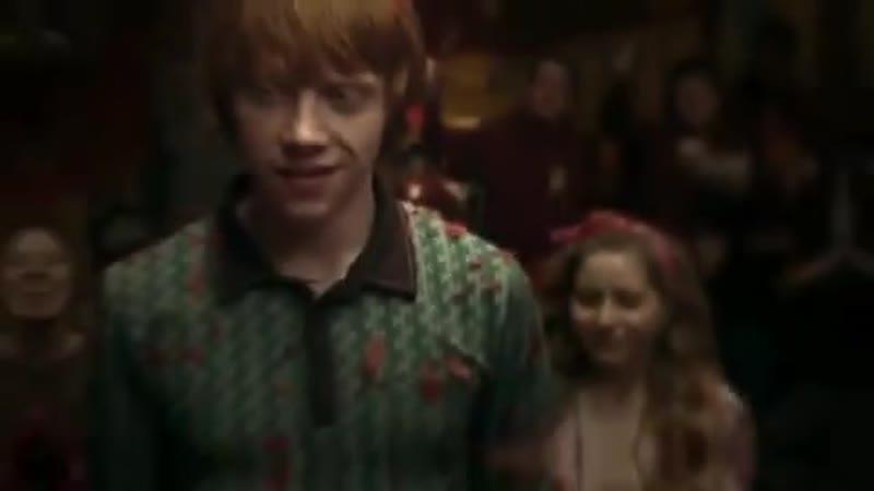 Harry x Ron x Germione vine