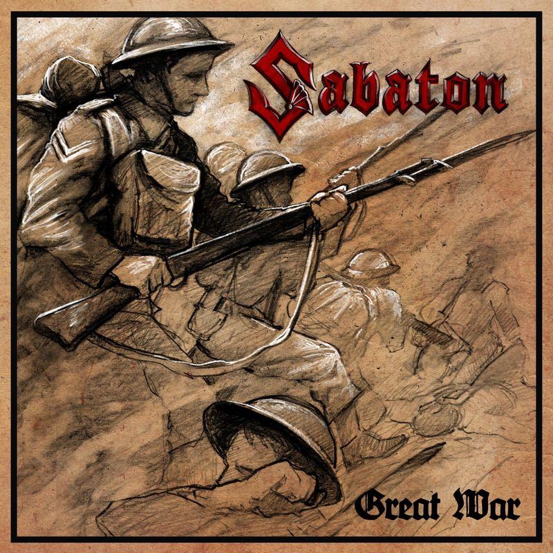 Sabaton - Great War (Single)