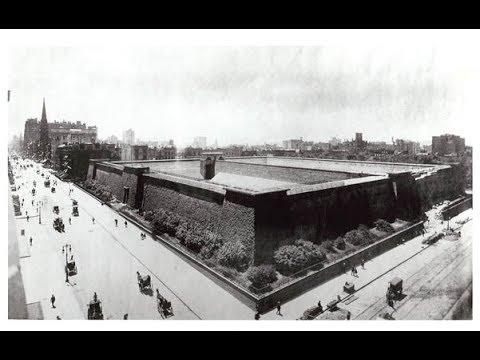 Нью Йорк 19 века - безумная история Центрального Парка