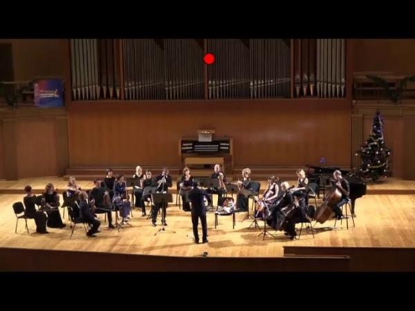 G.B. Platti, Oboe Concerto in G minor   Alexey Balashov, oboe