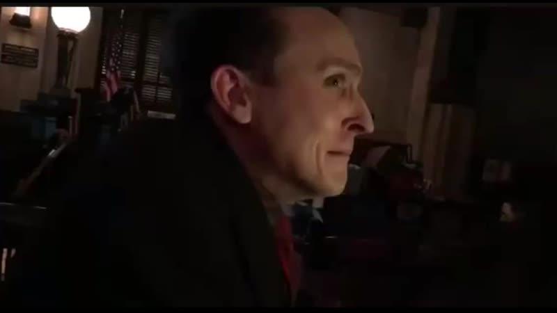 Съёмки 5 сезона Готэма
