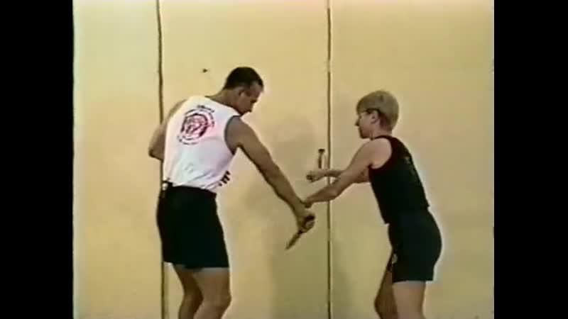 Нож Терри Гибсон Ножевая тренировка часть 1