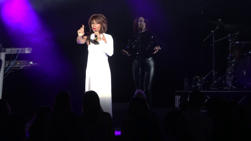 2019-01-20 - Whitney, Queen of the Night at Butlin's, Minehead, Boyzone 'Thank You...' Weekend.