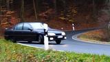 Opel Omega 3000 und ein Drift Trike