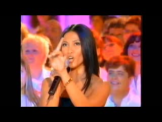 Anggun duet Laam - THINK!!! (Live cover on Aretha Franklin, 2004)