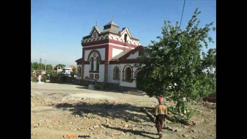 Реставрация Троицкой церкви и строительство нового здания Свято Георгиевского монастыря. Чирчик