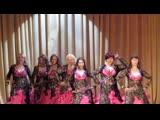 отчётный концерт школы танца восточная феерия 21 апреля 2019 г