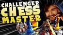 Challenger in League AND a Chess Grandmaster! ♚ Voyboy