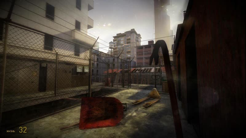 Half life 2 cinematic mod