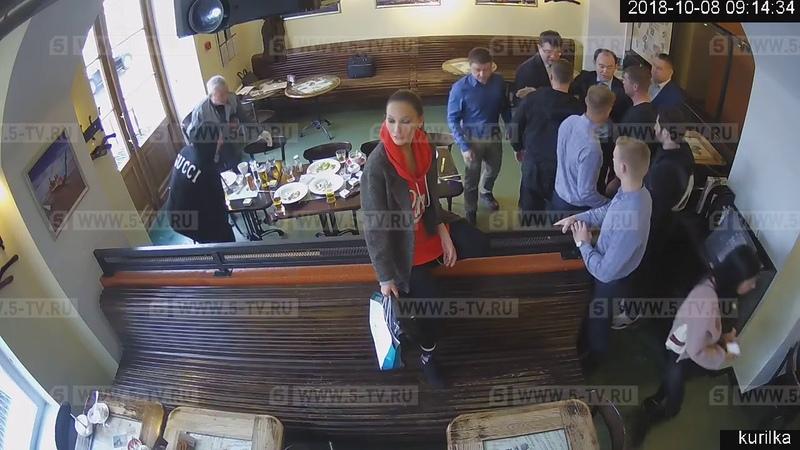 Полное видео избиения Пака Кокориным и Мамаевым