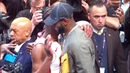 LeBron James, Chris Paul & Carmelo Anthony SHOW LOVE at Dwyane Wade's LAST GAME!