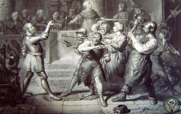 Гёц фон Берлихинген: рыцарь с железной рукой