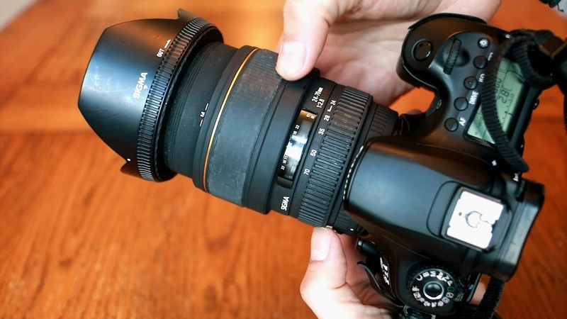 Sigma 24-70mm f2.8 EX DG Macro lens review with samples (Full-frame APS-C)