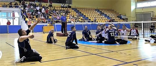 Свердловские волейболисты-паралимпийцы в третий раз выиграли турнир Sarajevo Open — Sportag #1