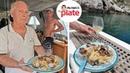 SPAGHETTI VONGOLE in VIRGIN ISLANDS OF ITALY - Isole Tremiti Puglia